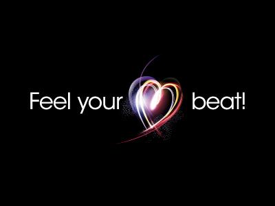 ESC' 11: Logo Oficial Feel-your-heartbeat